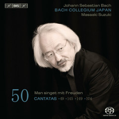 Bach - Cantatas Vol 50 CD1