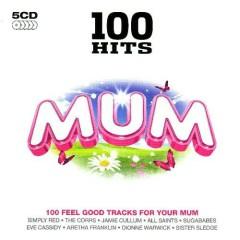 100 Hits Mum (CD4)