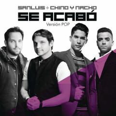 Se Acabó (Versión Pop) (Single)