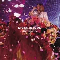 ayumi hamasaki ARENA TOUR 2016 A ~M(A)DE IN JAPAN~ - Ayumi Hamasaki