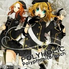 POLYHOLIC (CD1)