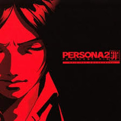 PERSONA2 INNOCENT SIN. ORIGINAL SOUNDTRACK CD4