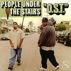 O.S.T. (CD2) - People Under the Stairs