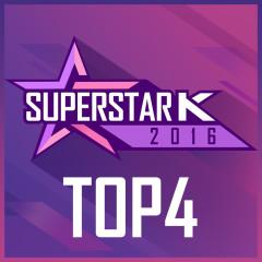 Superstar K 2016 Top 4