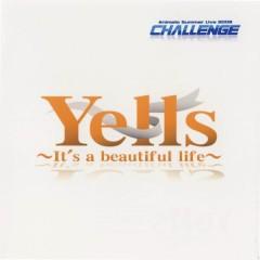 Yells / It's a Beautiful Life (Animelo Summer Live 2008) - Masami Okui