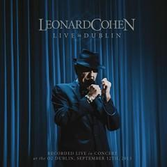 Live In Dublin (CD3) - Leonard Cohen