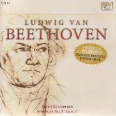 Complete Works CD 087  Symphony No. 3, Leonore Overtures  Otto Klemperer