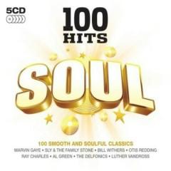 100 Hits Soul (CD5)