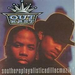 Southernplayalisticadillacmuzik (CD1) - Outkast