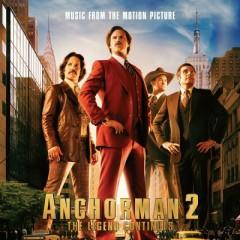 Anchorman 2: The Legend Continues OST (Pt.1)