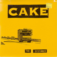 The Distance 7inch Version - Cake