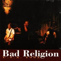 U.S.A. 1993 (Bootleg) (CD1) - Bad Religion