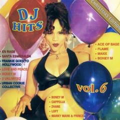 D.J. Hits Vol. 6 CD1