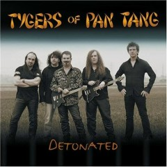 Detonated - Tygers Of Pan Tang