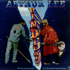 Vindicator (CD1) - Arthur Lee & Love