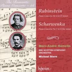 The Romantic Piano Concerto, Vol. 38 – Rubinstein & Scharwenka - Marc-André Hamelin,BBC Scottish Symphony Orchestra,Michael Stern