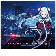 SWORD ART ONLINE ORDINAL SCALE ORIGINAL SOUNDTRACK CD2