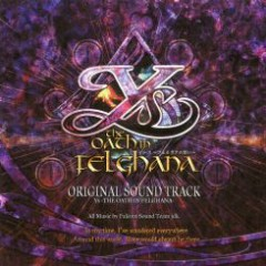 Ys -The Oath in Felghana- Original Soundtrack CD2