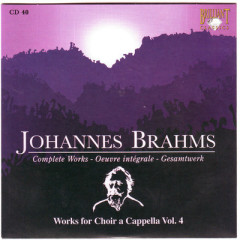 Johannes Brahms Edition: Complete Works (CD40)