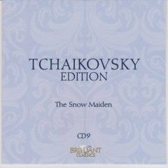Tchaikovsky Edition CD 9 (No. 1)