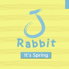 It's Spring - J Rabbit