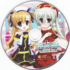 Mahou Shoujo Lyrical Nanoha The MOVIE 2nd A's Drama CD -Side T-