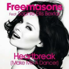 Heartbreak (Make Me A Dancer) (Promo CD)