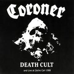 Death Cult  - Coroner