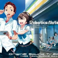 Robotics;Notes Original Soundtrack CD3