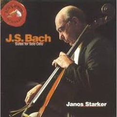 Bach Suites For Solo Cello Disc 1 - Janos Starker