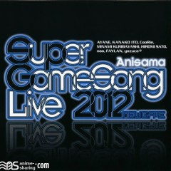 Super GameSong LIVE2012 - NEW GAME