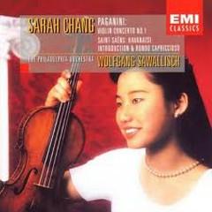 Paganini Violin Concerto No.1; Saint-Saens Havanaise, Introduction & Rondo Capriccioso