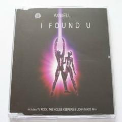 I Found U (High Contrast Remixes) (Vinyl)