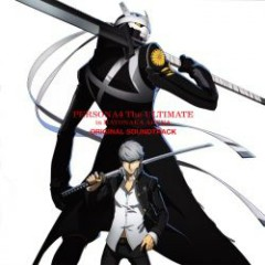 Persona 4 The Ultimate in Mayonaka Arena Original Soundtrack