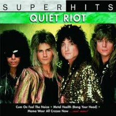 Super Hits (Compilation) - Quiet Riot
