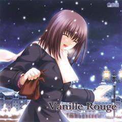 Vanille Rouge -Cafe au Le Ciel Bleu-