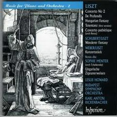 Liszt Complete Music For Solo Piano Vol.53A - Music For Piano And Orchestra - II Disc 2 No.1