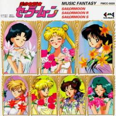 Sailor Moon Music Fantasy -Sailormoon, Sailormoon R, Sailormoon S-
