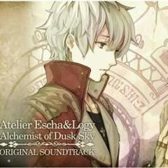 Atelier Escha & Logy -Alchemist of Dusk Sky- Original Soundtrack CD3 No.2