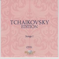 Tchaikovsky Edition CD 51