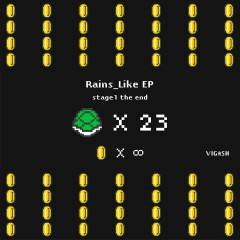 Rains Like (Mini Album)