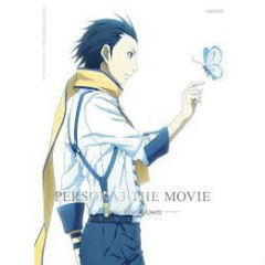PERSONA3 THE MOVIE #3 Falling Down Soundtrack CD