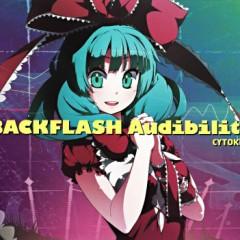 BACKFLASH Audibility (CD1) - CYTOKINE
