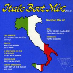 Italo Boot Mix Vol.16