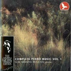 Edvard Grieg - Complete Chamber Music Vol.I - Edvard Grieg