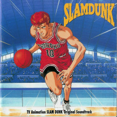 TV Animation SLAM DUNK Original Soundtrack - Slam Dunk