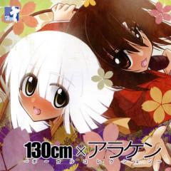 130cm x Araken Vocal Collection