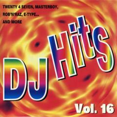 D.J. Hits Vol. 16 CD1