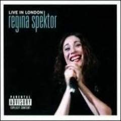 Live In London (CD2) - Regina Spektor