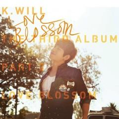 The 3rd Album Part.2 – 'Love Blossom' - K.will